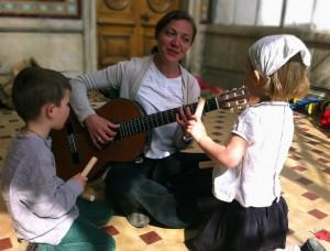 eveil musical enfants ecole maternelles primaires