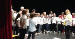 chorale intergenerationnelle