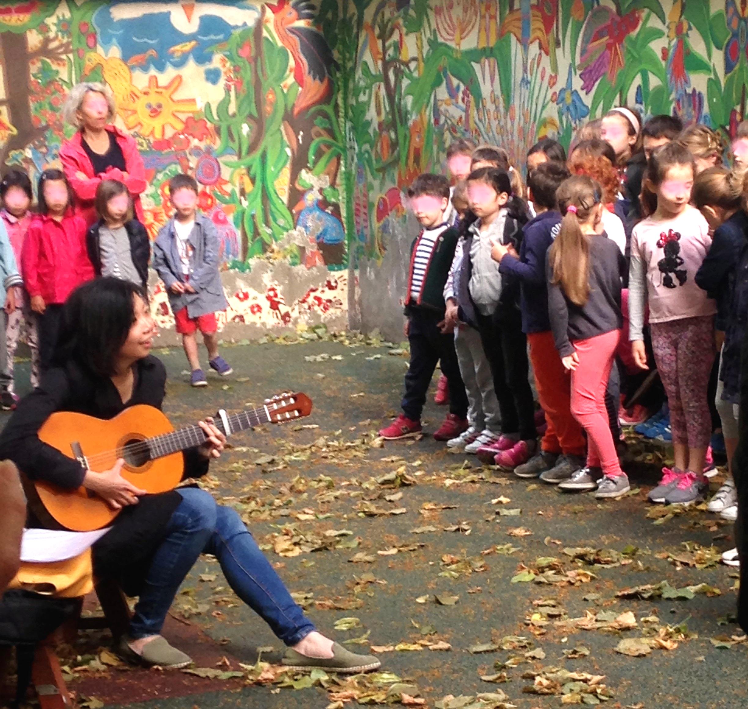 chorale à l'école choisir les chants pour une chorale à l'école chorale d'enfants