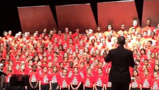 chorale à l'école mettre en place une chorale dans l'école