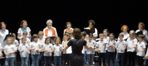 Chorale intergénérationnelle : la musique comme lien et rencontre entre les générations